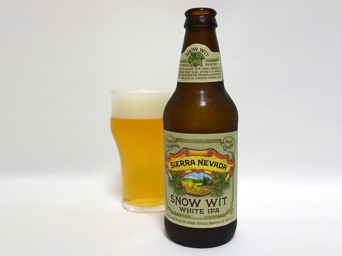 アメリカ SIERRA NEVADA SHOW WIT WHITE IPA