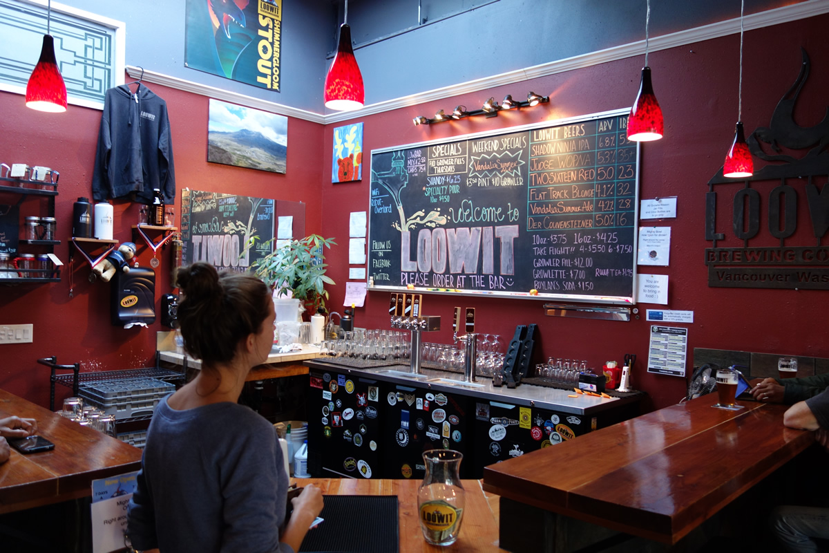 Loowit Brewing Company - Vancouver ...