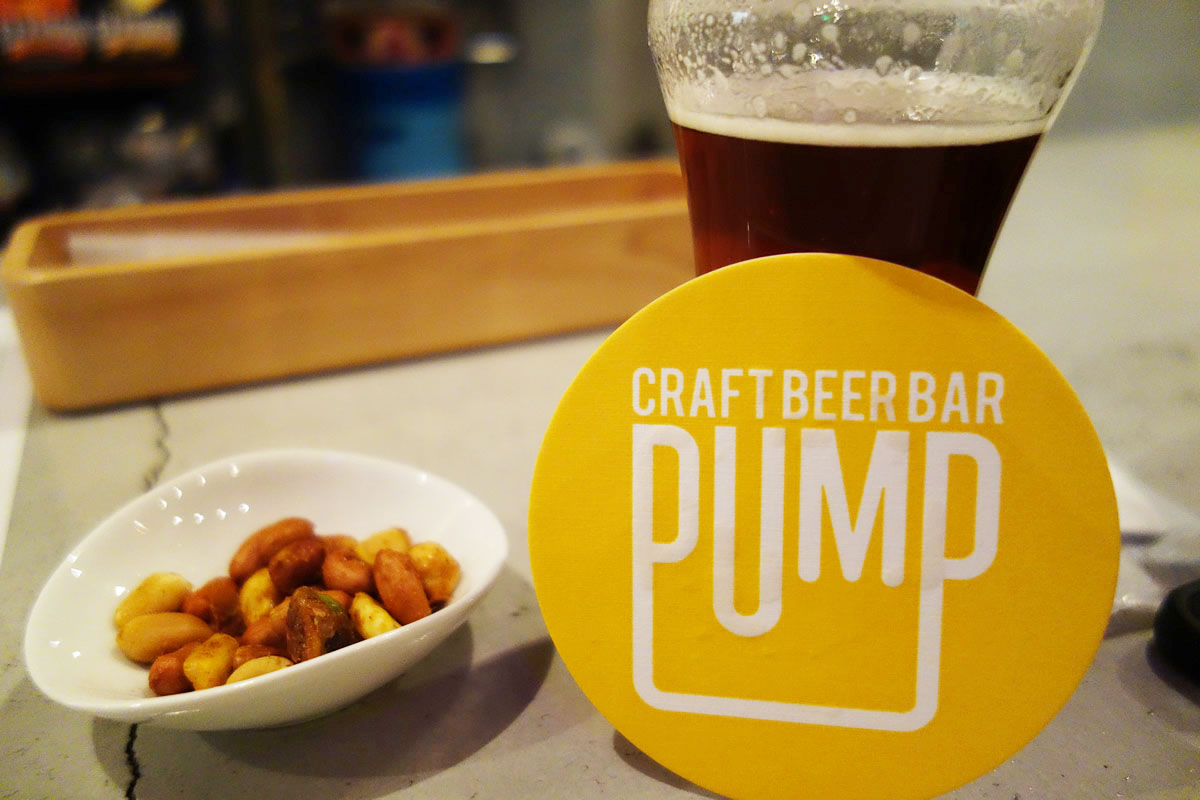 池袋 PUMP craft beer bar