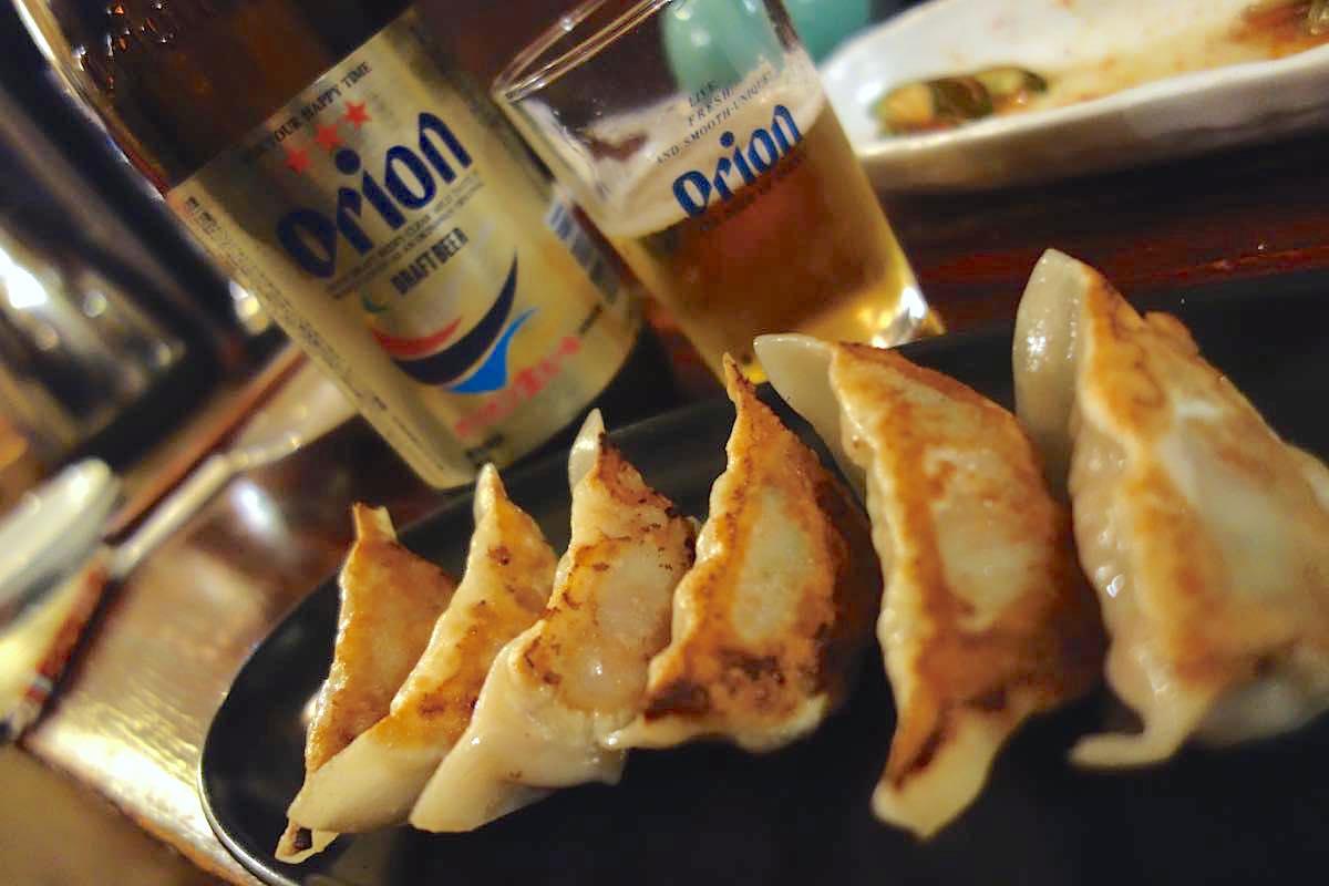 餃子の蘭桂坊