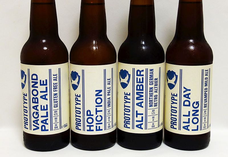 THE 2014 BREWDOG PROTOTYPE SERIES