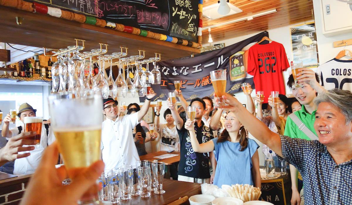 ビールミーティング in 沖縄