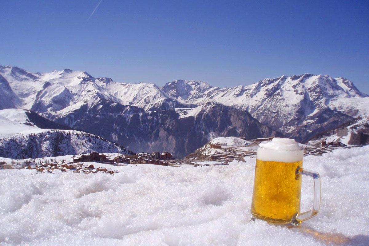 季節のビール