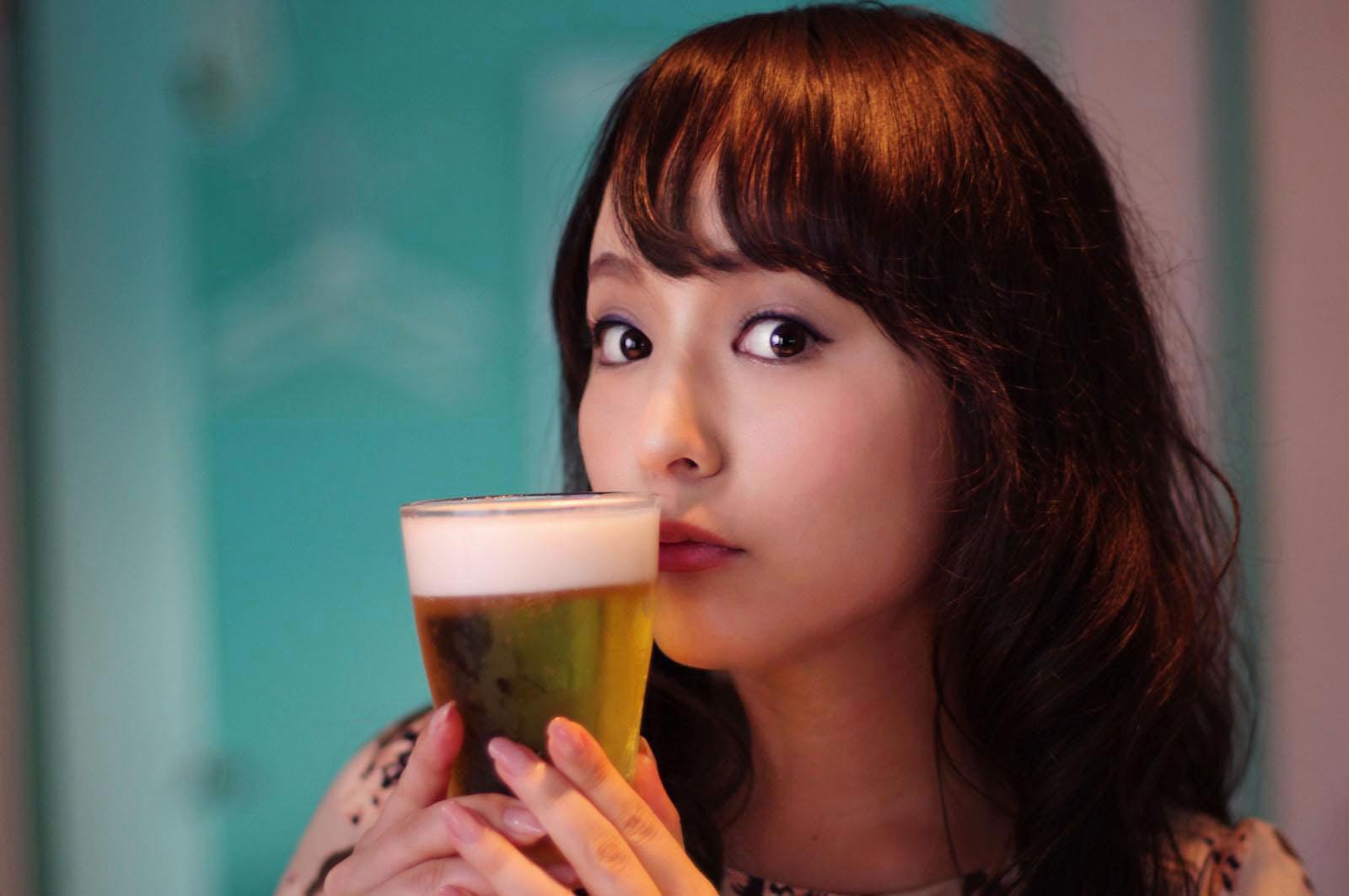 美人×麦酒 奈津美さん