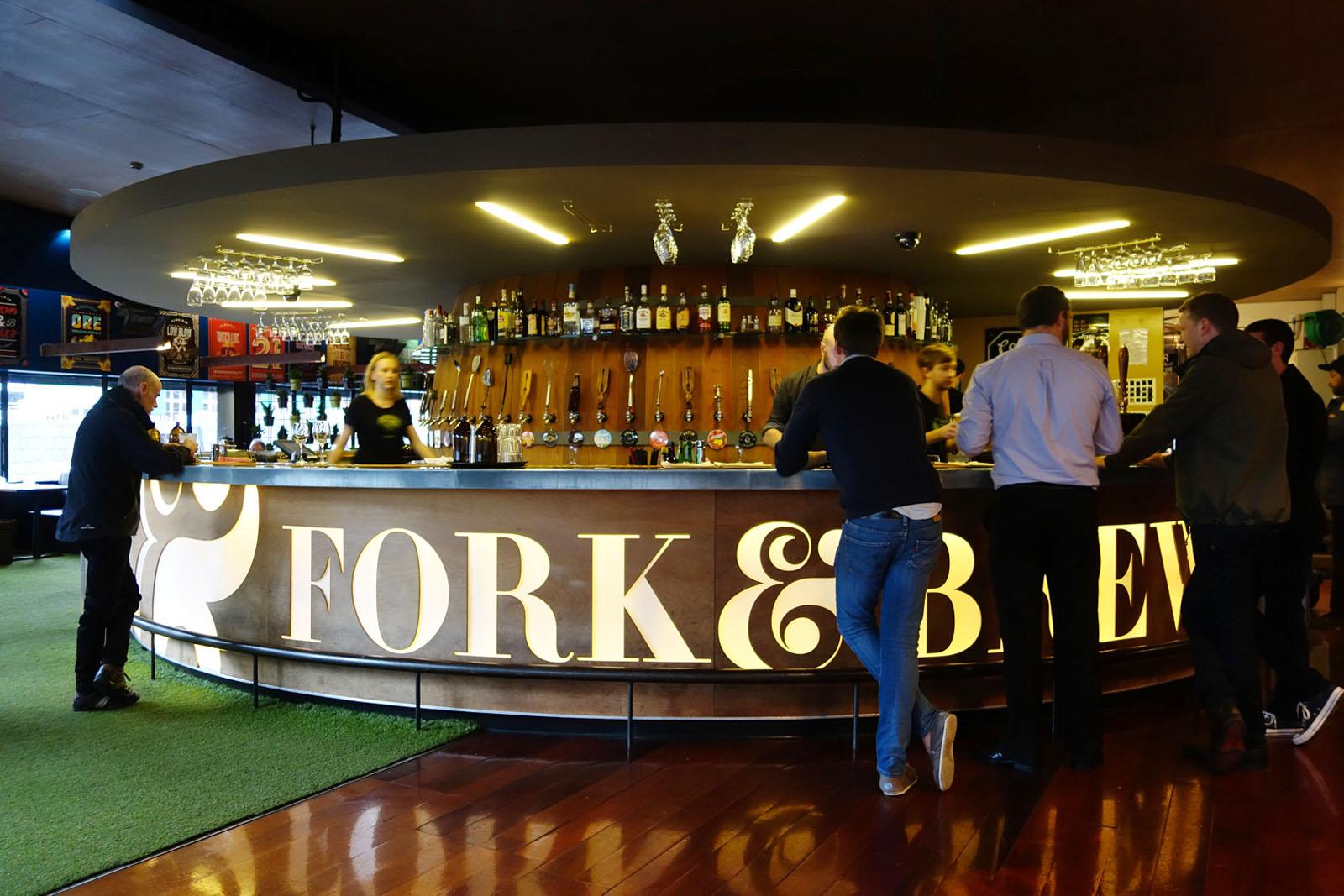 Fork&Brewer