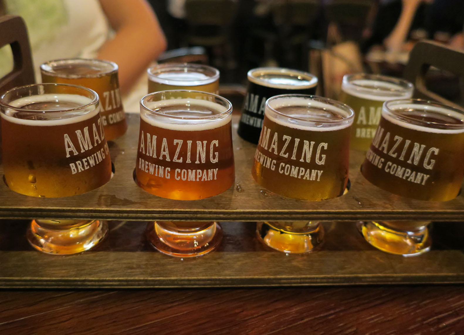 ソウル AMAZING BREWING COMPANY