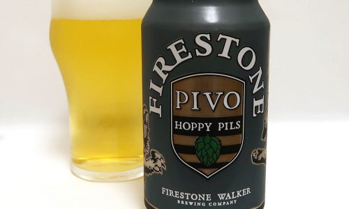 Firestone Walker Brewing PIVO: HOPPY PILSNER