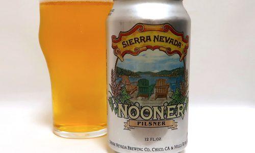 Sierra Nevada Brewing NOONER PILSNER