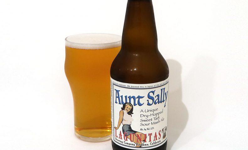 アメリカ Lagunitas Brewing Aunt Sally