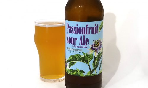 アメリカ Breakside Brewery Passionfruit Sour Ale