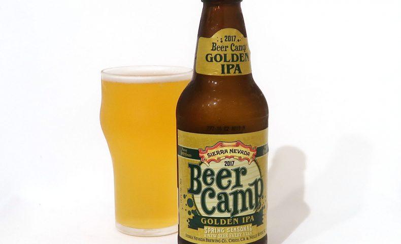 アメリカ Sierra Nevada Brewing BEER CAMP® GOLDEN IPA