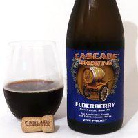 アメリカ Cascade Brewing Elderberry Northwest Sour Ale