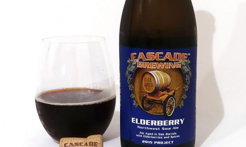 アメリカ Cascade Brewing Elderberry Northwest Sour Ale