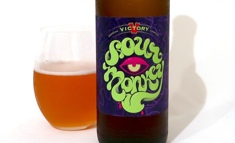 アメリカ Victory Brewing Company Sour Monkey
