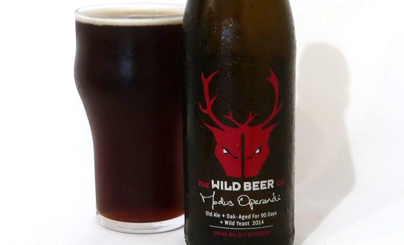 イギリス Wild Beer Co Modus Operandi