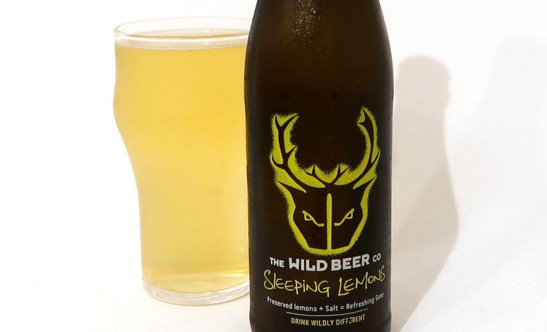 イギリス Wild Beer Co SLEEPING LEMONS