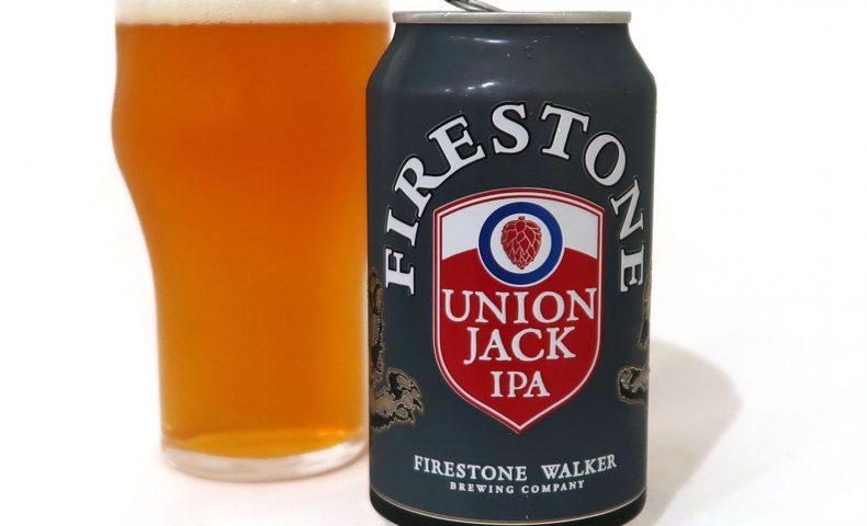 アメリカ Firestone Walker Brewing UNION JACK IPA
