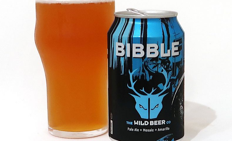 イギリス Wild Beer Co BIBBLE