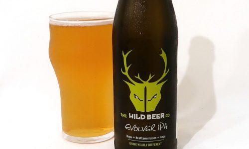 イギリス Wild Beer Co EVOLVER IPA