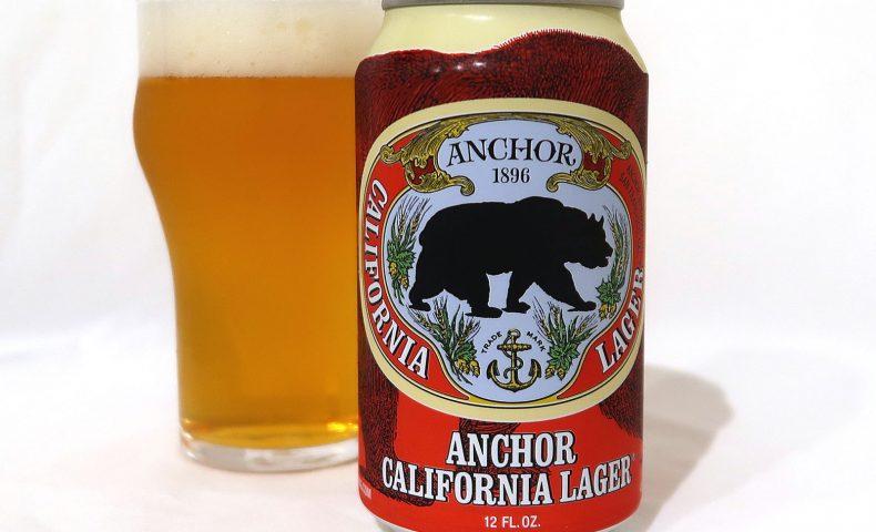 アメリカ Anchor Brewing Anchor California Lager