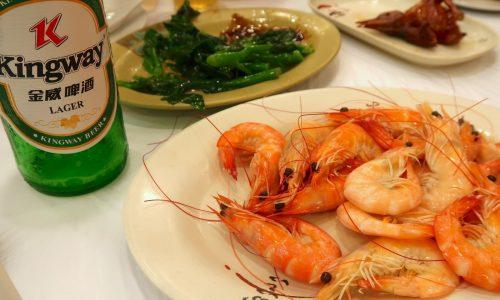 香港・竹園富園海鮮飯