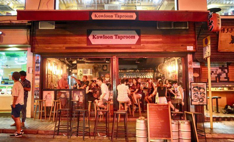 Kowloon Taproom