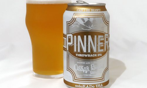アメリカ Oskar Blues Pinner Throwback IPA