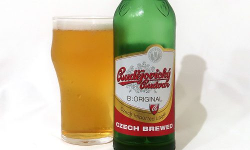 チェコ Budejovicky Budvar(ブデヨビツキ ブドバー)