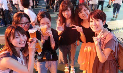 2017年けやきひろば 秋のビール祭り