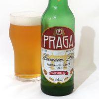 チェコ Praga Premium Pils(プラハ プレミアム ピルス)