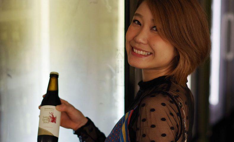 美人×麦酒 めぐみさん
