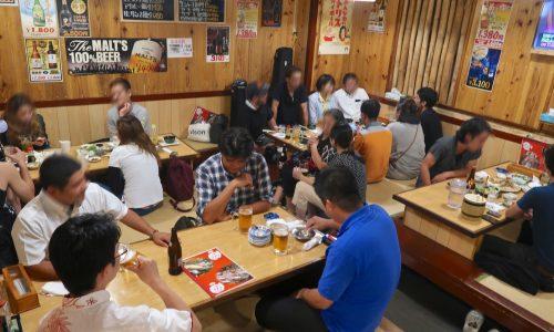 沖縄 居酒屋がんこ