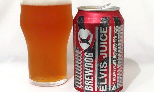 スコットランド BrewDog Elvis Juice(エルビスジュース)