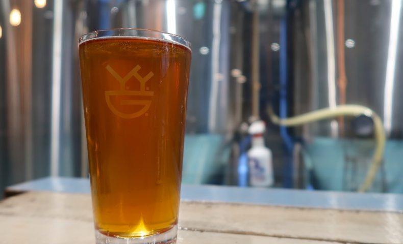 新宿のブルーパブ「YYG Brewery」
