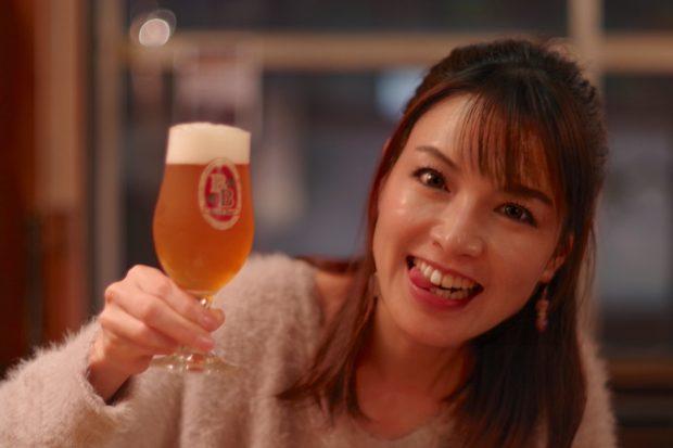 わいわい美人×麦酒