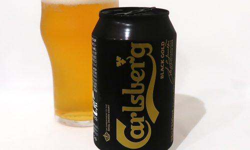 デンマーク Carlsberg BLACK GOLD