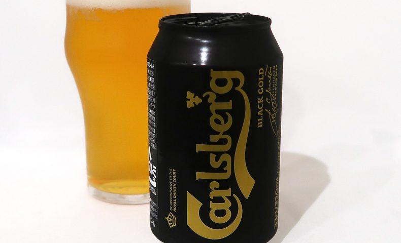 デンマーク Carlsberg BLACK GOLD