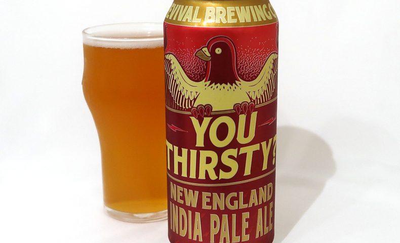 アメリカ Revival Brewing Company You Thirsty? IPA