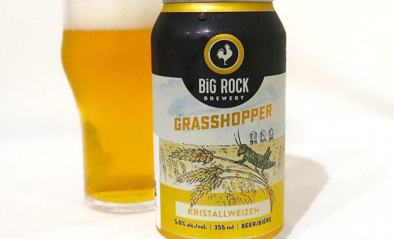 カナダ BiG ROCK BREWERY グラスホッパー