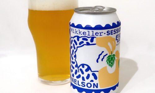 デンマーク Mikkeller SESSION IPA NELSON