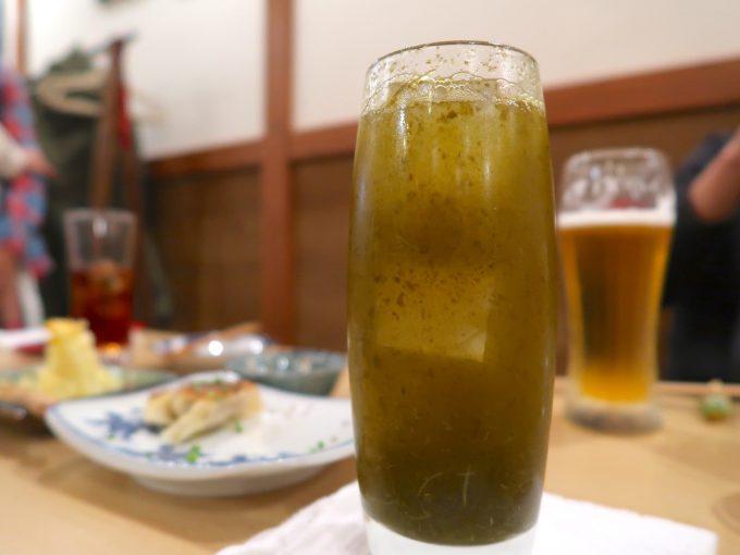 小松菜チューハイ