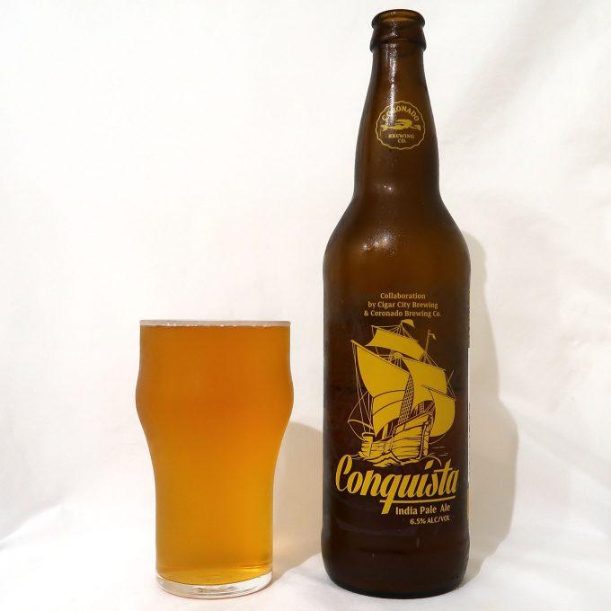 アメリカ Coronado Brewing Conquista IPA