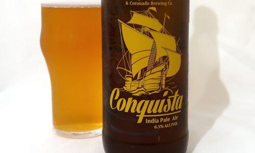 Coronado Brewing Conquista IPA