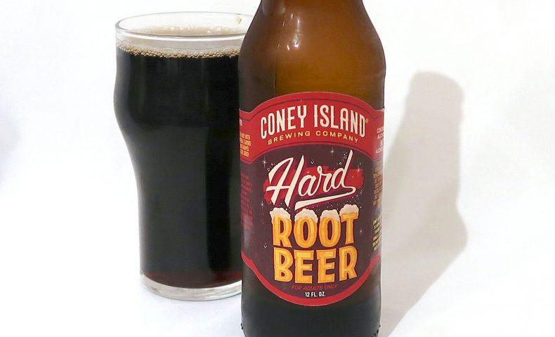 アメリカ CONEY ISLAND HARD ROOT BEER
