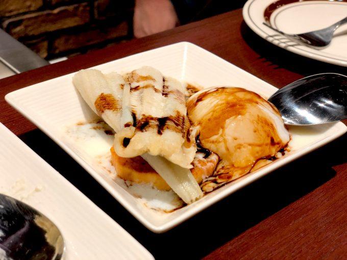 温たま煮穴子(700円)