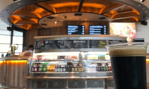 羽田空港 第2旅客ターミナル BEER CAFE+