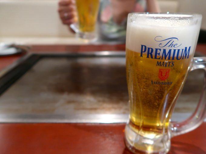 ビールはプレモル
