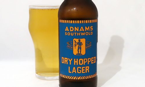ADNAMS SOUTHWOLD Jack Brand Dry Hopped Lager