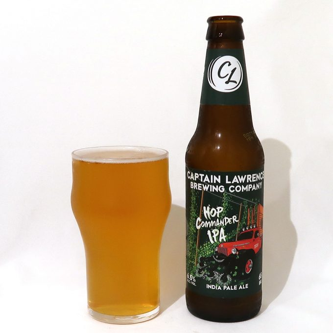 アメリカ Captain Lawrence HOP COMMANDER IPA