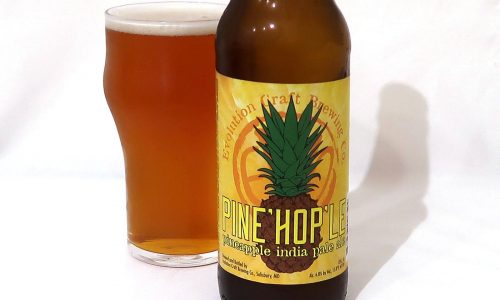 "アメリカ Evolution Craft Brewing Pine""Hop""le IPA"
